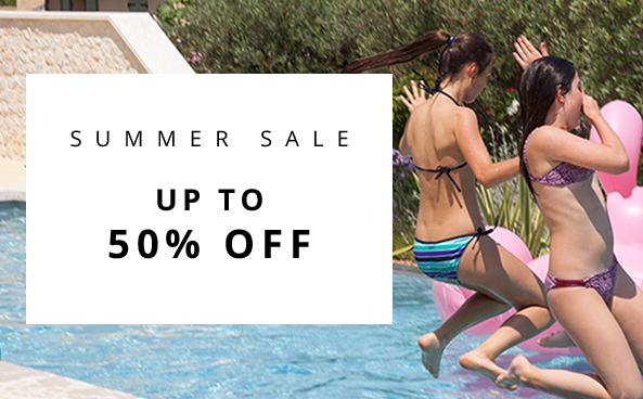 50% off Selected Ranges
