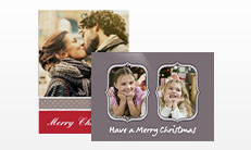 Personalised photo cards thank you birthday more photobox