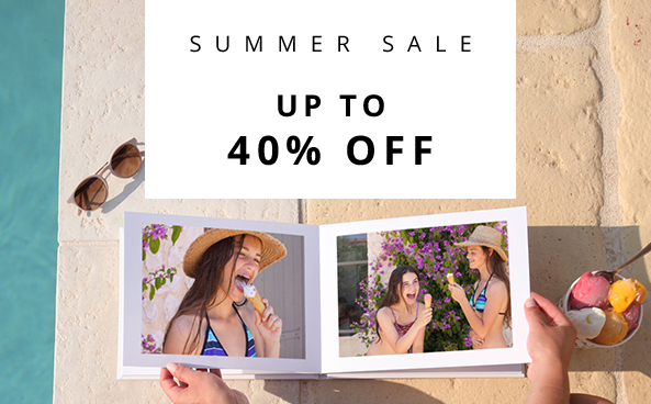 40% off Selected Ranges