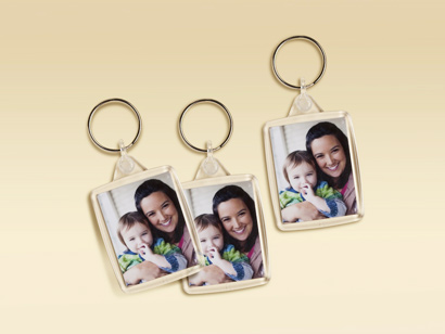 Porteclé Photo Idée Cadeau Photo PhotoBox Photobox - Porte clef photo