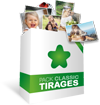 Pack Classic Tirages