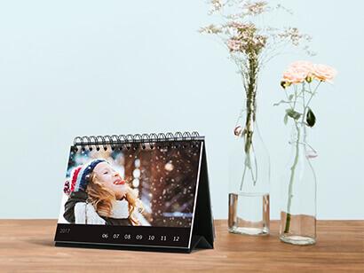 Calendrier photo et agenda personnalisé photobox