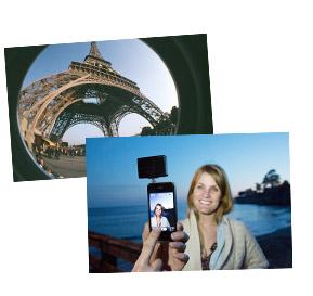 Des gadgets pour améliorer les photos de son smartphone