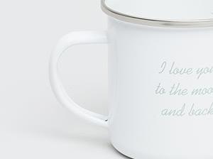 Personaliza tu taza