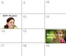 personaliza tus fechas señaladas