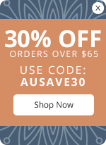 30% OFF orders over $65 - Use code: AUSAVE30
