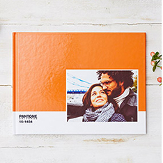 Pantone photo book; £2 from every purchase support breast cancer care