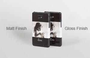 Samsung Matt and Gloss Finish Cases