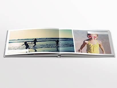 a4 lay flat photobook photobox