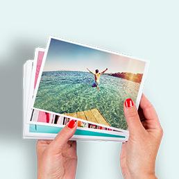 Prints of travel photos