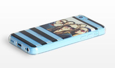 Carcasa transparente iPhone 5C