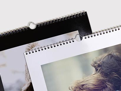 Calendrier photo luxe photobox