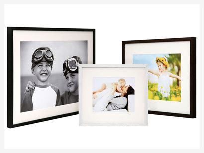 Timeless framed prints