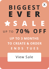 BIGGEST EVER Star Sale - up to 70% off