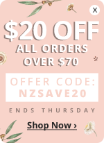 $20 OFF all orders over $70