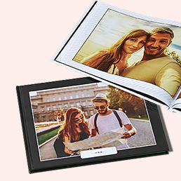A4 Personalised Travel Photo book