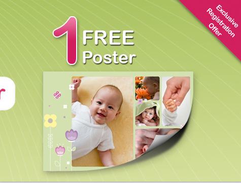 1 Free Poster