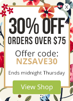 30% OFF orders over $75