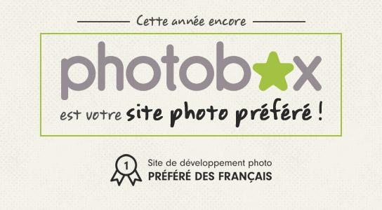 PhotoBox, de nouveau Site de Développement préféré des français en 2015
