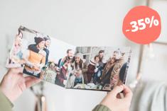 Smartalbum:-35% (encomendas superiores a 20€)
