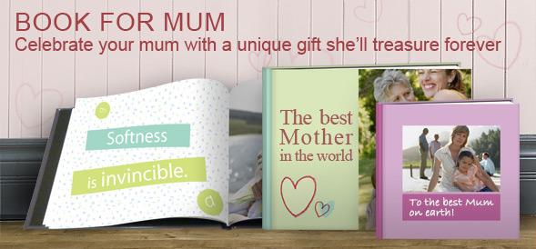 Book for Mum