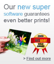 Our new super software guarantees even better prints!