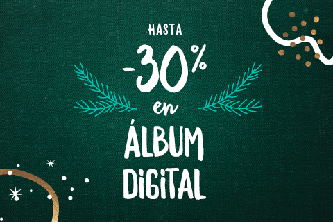 Álbum Digital:Hasta el -30%