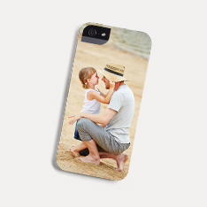 Phone case given as birthday gift to dad