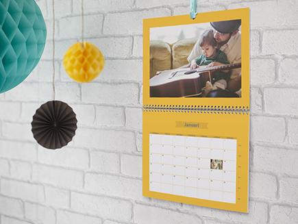 Fotoalmanacka / kalendrar Image