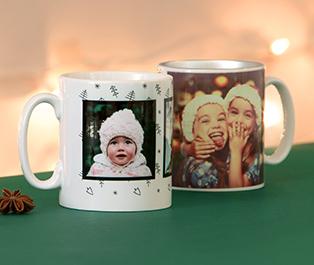 /Personalised Photo Mugs