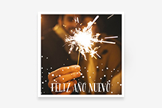 Tarjetas de Año Nuevo