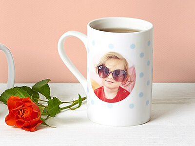 Personalised Bone China alt