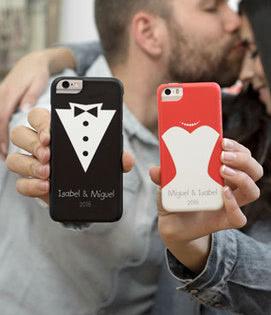 Capas para smartphone para vocês os dois