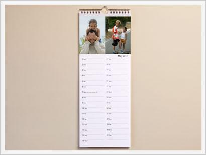 Slimline Photo Calendars