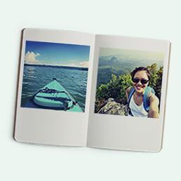 Travel photo journal