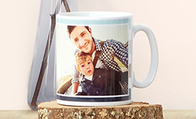 Up to 30% OFF Photo Mugs Hurry, limited time only