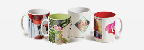 Personalised Photo Mugs