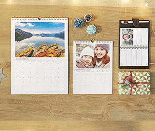 Calendars and Diaries