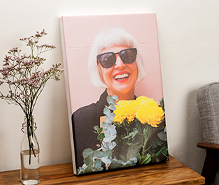 /Personalised Canvas Prints