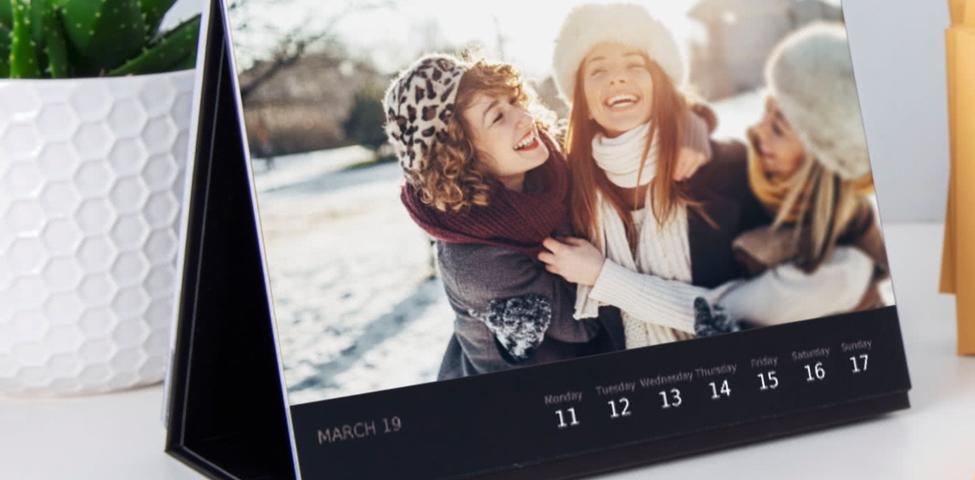 Fotokalendere