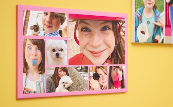 40% off Photo Books & Canvas Prints