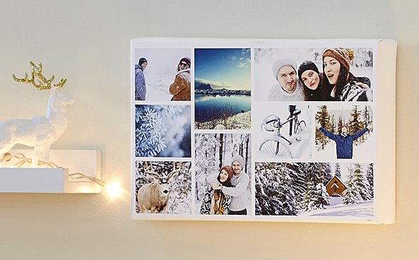 Canvas, Wall Art & Posters up to 60% off (reduced prices displayed)