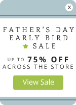 Father's Day Early Bird Star Sale  – Up to 75% OFF across the store