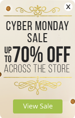 Cyber Monday Sale - Up to 70% OFF across the store