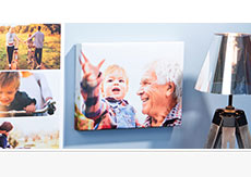 Up to 75% Canvas Prints