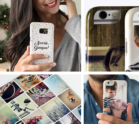 Personalised Cases: Create custom covers for your smartphone and tablet