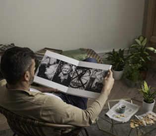 Libro de fotos maxi - Regalo dia del padre