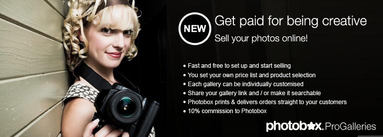 PhotoBox Powers Photoconomy