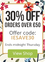 30% OFF orders over €50