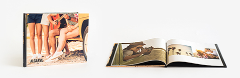 Libro de Fotos Apaisado